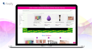 Search & Personalization: Search & autocomplete for BH Cosmetics