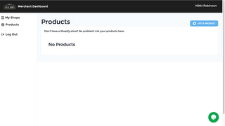 Easily upload your product listings