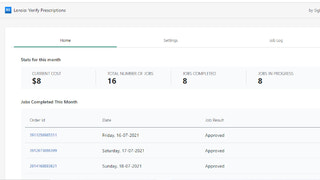 Keep track of your orders easily