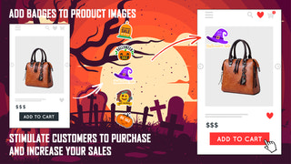 Stimulate customers to purchase and increase you sales