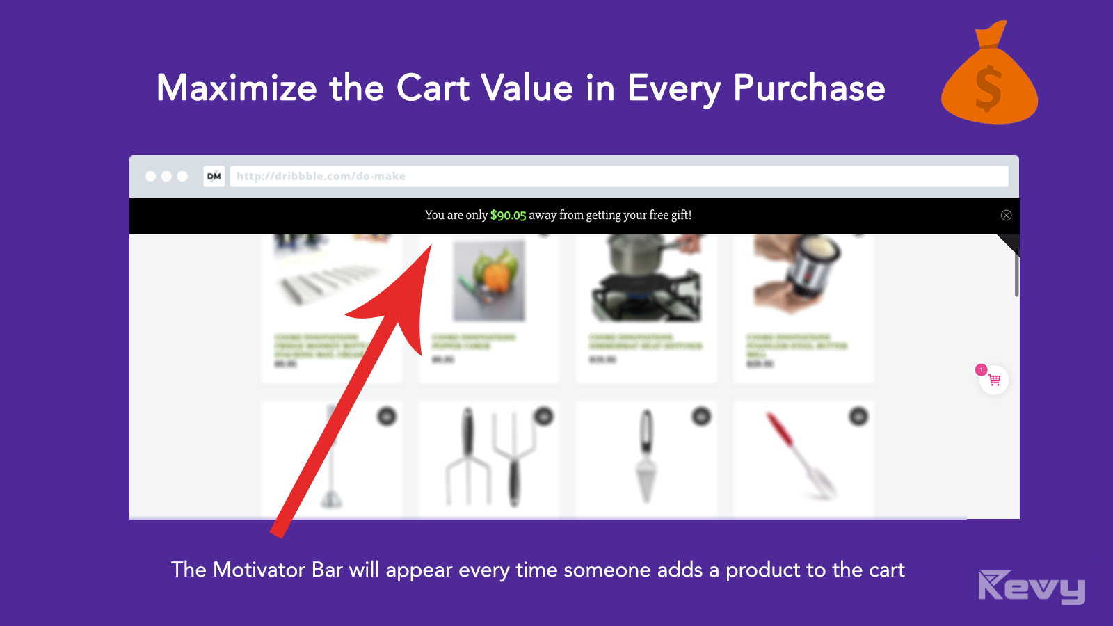 Maximize the cart value of every purchase in your Shopify Store