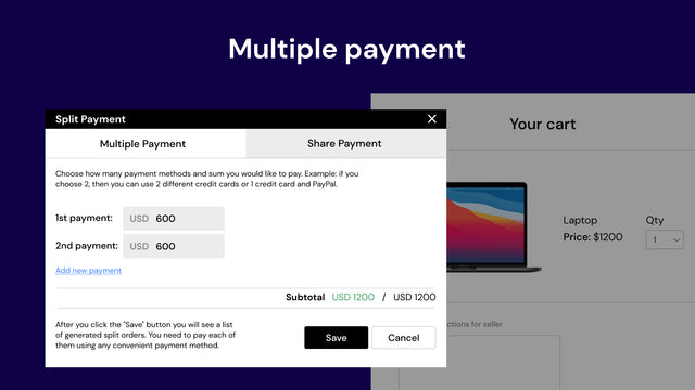 shopify partial payment