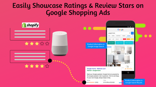 Product Review with Google Rich Snippets Stars and Ratings