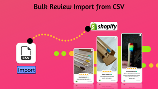 Bulk CSV Photo Review Importer