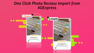 AliExpress Review app
