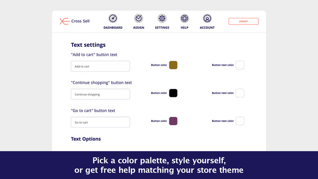 Customizable & works on all Shopify themes