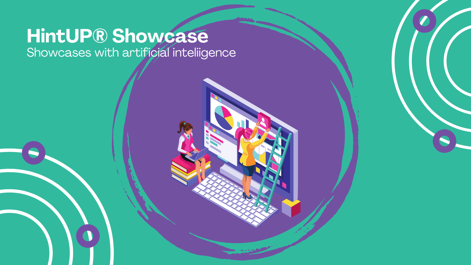HintUP® Showcase - Showcases with artificial inteliigence