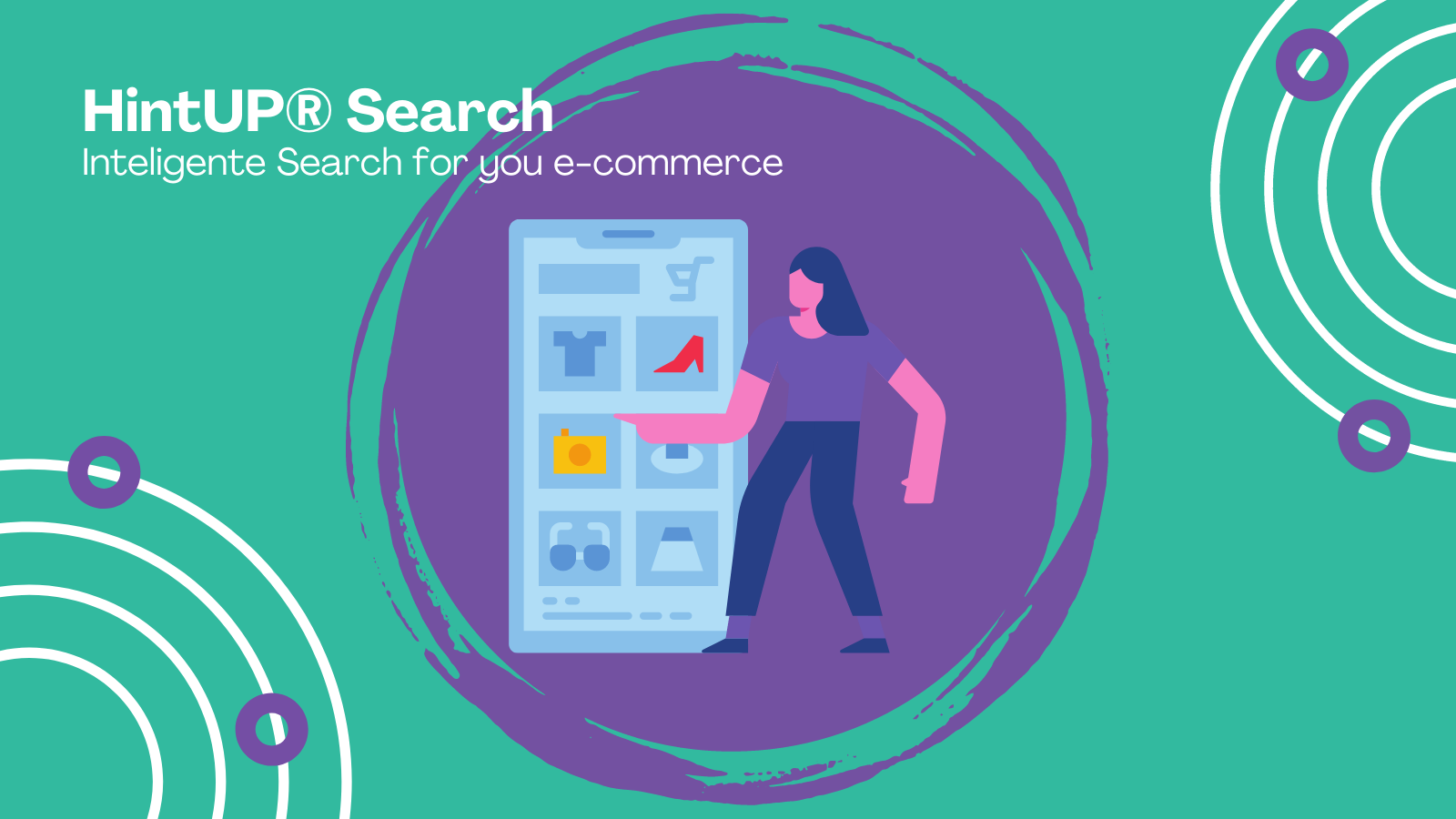 HintUP® Search - Inteligente Search for you e-commerce