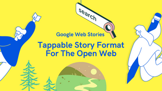 WebStories is immersive tappable story format