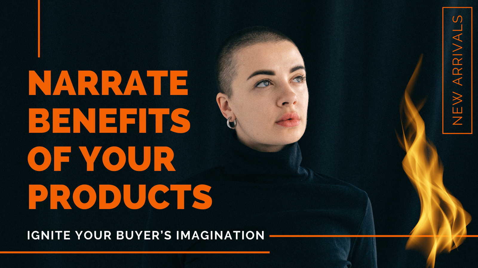narrate benefits of your products