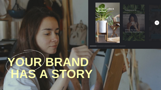 your ecommerce brand has a story to tell