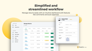 Simplified and streamlined workflow