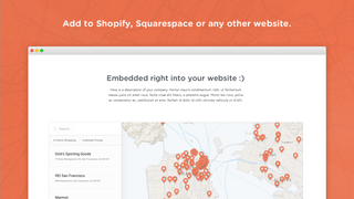 Page Embed Example