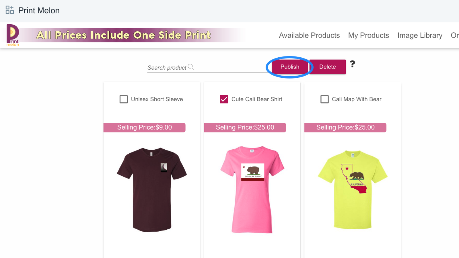 Fully integrated to Shopify