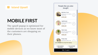 Mobile first for mobile customers