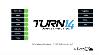 The Turn 14 Distribution App by Data Here-to-There