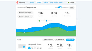 Watch your conversions in realtime