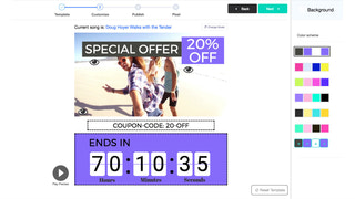 Countdown Ads Builder