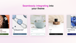 Integrating with theme