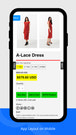 fast view app layout (mobile / tablets)
