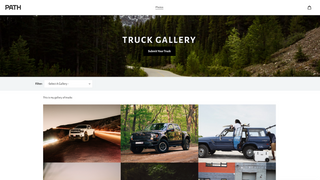 Beautiful galleries on your storefront, no code necessary.