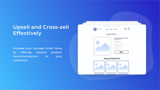 Upsell and Cross-sell Effectively