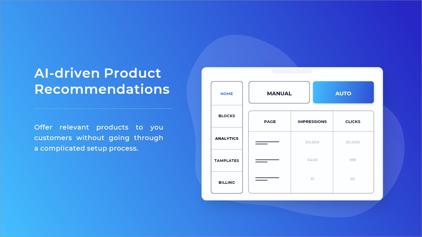 AI-driven Product Recommendations