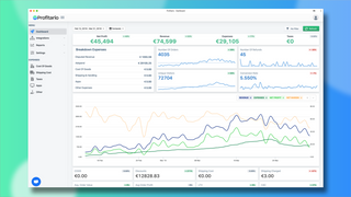 All your important shop analytics data in one Dashboard