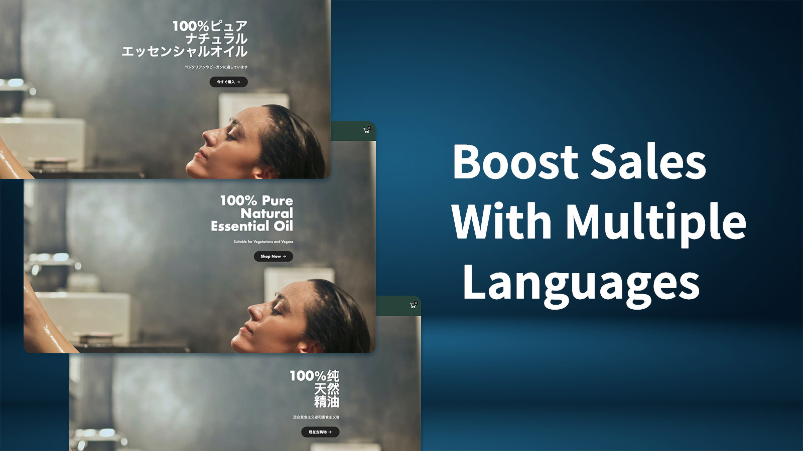 Build multi-language shop with ETranslate to boost sales