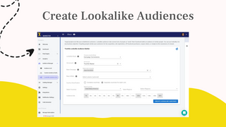 Create Lookalike Audiences