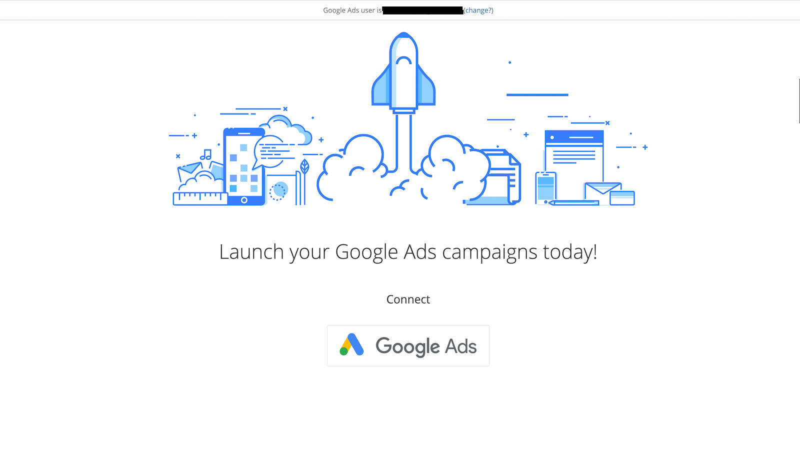 Connect Google Ads