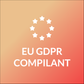 GDPR Data Compliance Banner EU