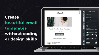 Create beautiful email templates without coding or design skills