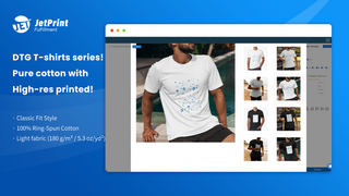 25+ Partial Print On Demand & AOP Clothing