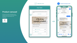Product carousel: Add product information and links to Shopify