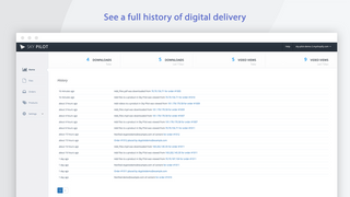 See full digital delivery history
