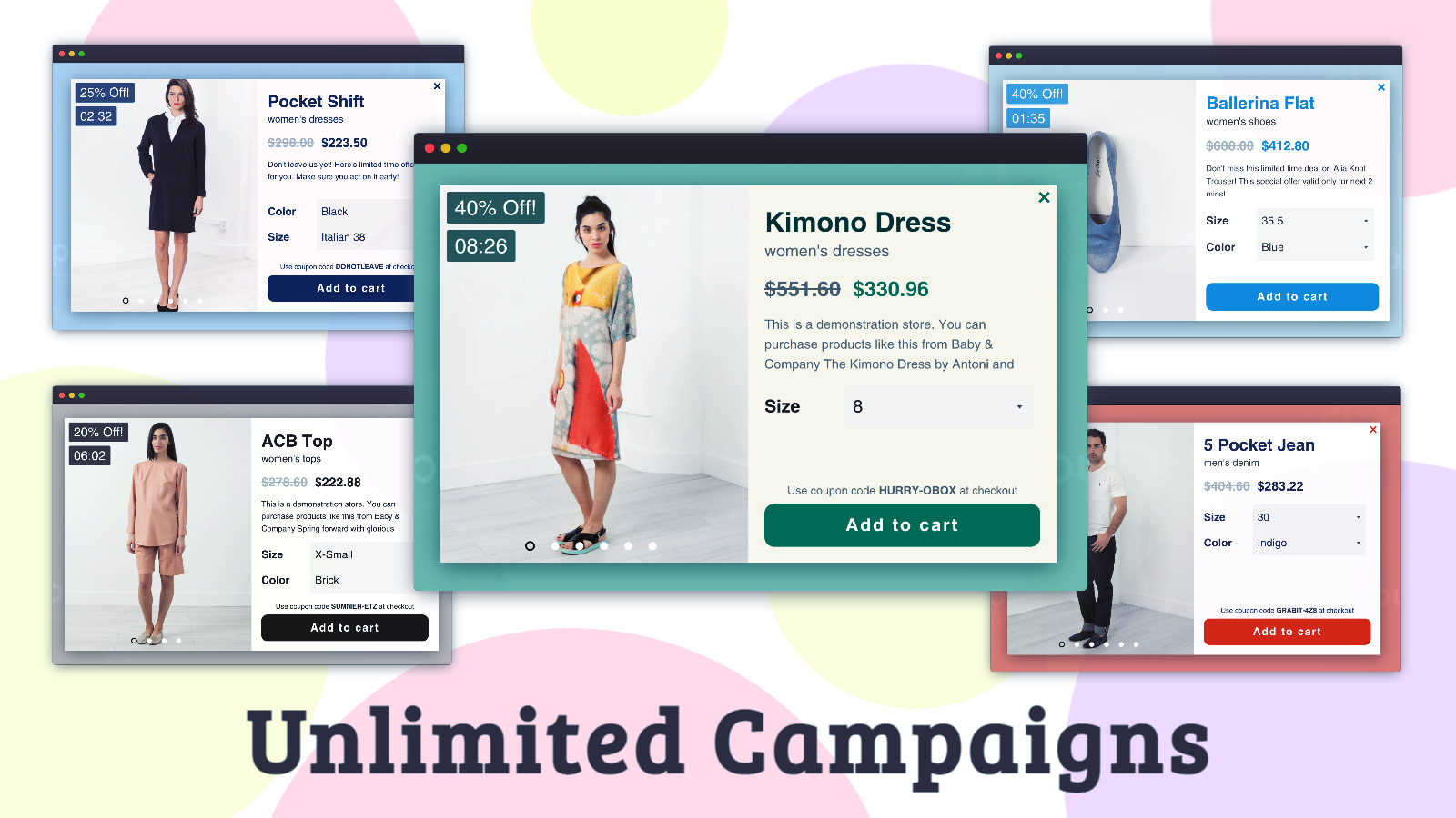 Unlimited Campaigns