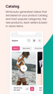 Your entire store catalog turned into stunning videos for social