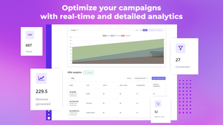 Optimize campaign with analytics and data