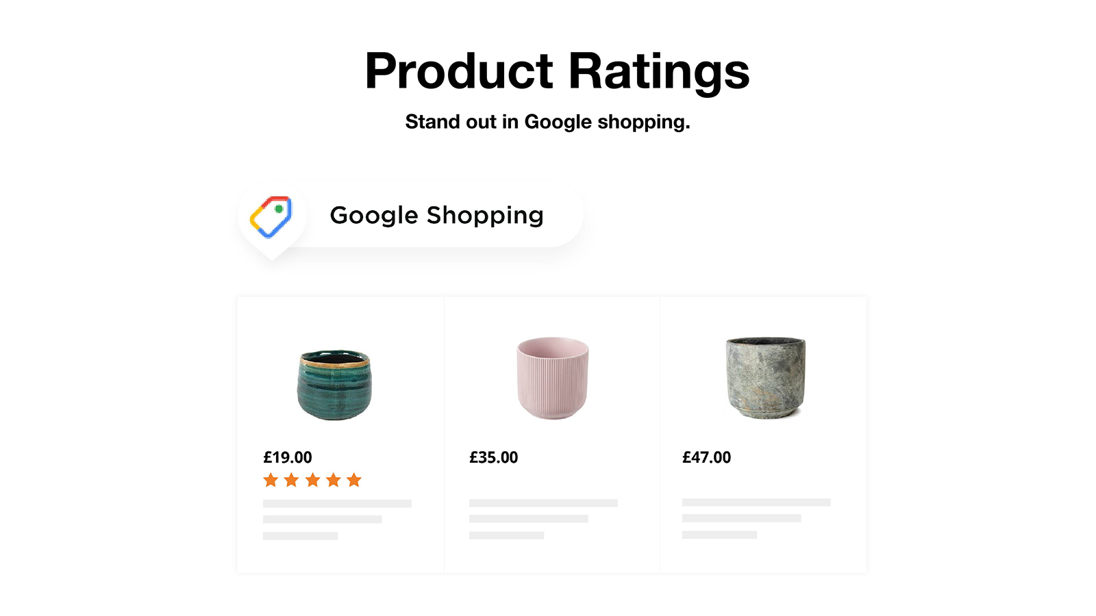 Product Reviews in Google