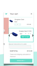 Mobile Responsive for on-the-go upsell and cross sell changes