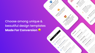 Design templates for shopify product pages