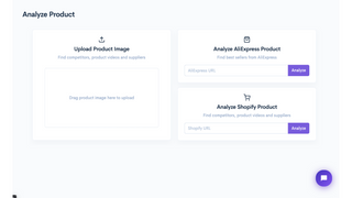 Analyze product with AI image recognition