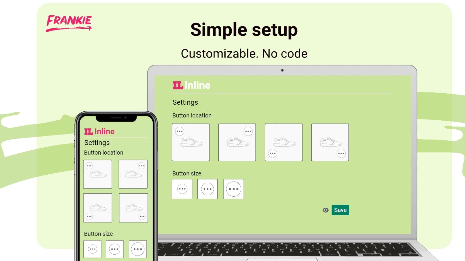 Inline Related Products App simple customisable setup