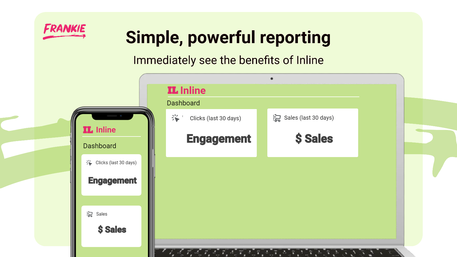 Inline Related Products App simple analytics and reporting