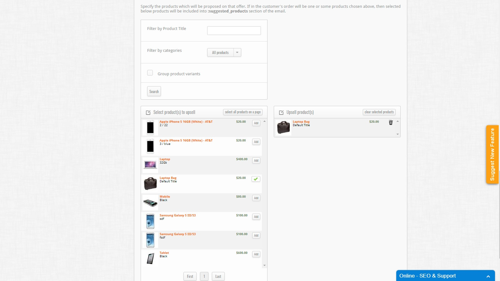 shopify email notifications app