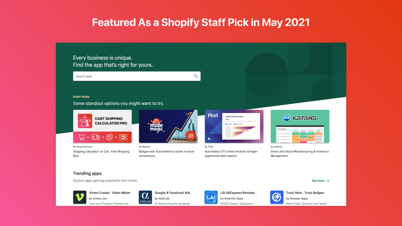 Shipping Rates Calculator Pro - Featured Staff Pick