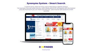 Doofinder Smart Search