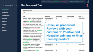 Your Processed Reviews