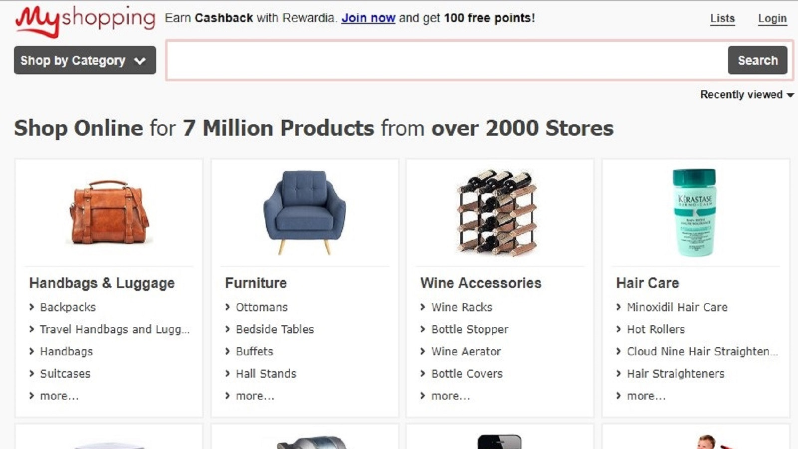 List all your products with us for free